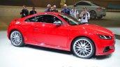 Audi TTS side - Geneva Live