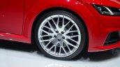 Audi TTS wheel - Geneva Live