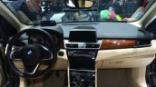 BMW 2 Series Active Tourer dashboard at Geneva Motor Show