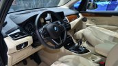 BMW 2 Series Active Tourer dashboard driver side at Geneva Motor Show
