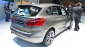 BMW 2 Series Active Tourer rear three quarters at Geneva Motor Show