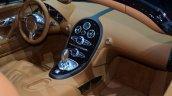 Bugatti Veyron Grand Sport Vitesse Rembrandt Bugatti dashboard
