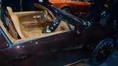 Bugatti Veyron Grand Sport Vitesse Rembrandt Bugatti interior