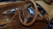Bugatti Veyron Grand Sport Vitesse Rembrandt Bugatti steering wheel