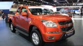 Chevrolet Colorado Special Edition at Bangkok Motor Show front quarter