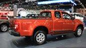 Chevrolet Colorado Special Edition at Bangkok Motor Show rear quarter