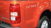 Chevrolet Colorado Special Edition at Bangkok Motor Show taillight