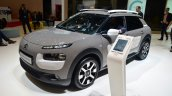 Citroen C4 Cactus front three quarter left - Geneva Live