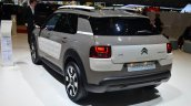 Citroen C4 Cactus rear three quarter - Geneva Live