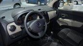 Dacia Lodgy 2014 Geneva Motor Show dashboard