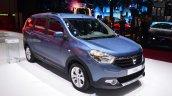 Dacia Lodgy 2014 Geneva Motor Show quarter