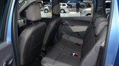 Dacia Lodgy 2014 Geneva Motor Show rear seat