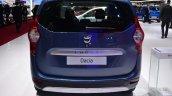 Dacia Lodgy 2014 Geneva Motor Show rear