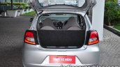 Datsun Go review boot space