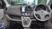 Datsun Go review dashboard