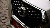 Datsun Go review grille design