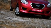 Datsun Go review ground clearance