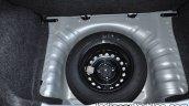 Datsun Go review spare wheel