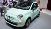 Fiat 500 Cult front three quarter - Geneva Live