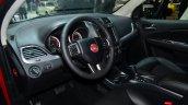 Fiat Freemont Cross dashboard - Geneva Live
