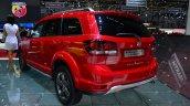 Fiat Freemont Cross rear three quarter - Geneva Live