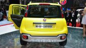 Fiat Panda Cross rear - Geneva Live