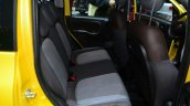 Fiat Panda Cross rear seats - Geneva Live
