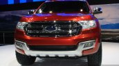 Ford Everest Concept at the Bangkok Motor Show front