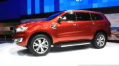 Ford Everest Concept at the Bangkok Motor Show side view
