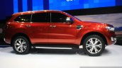 Ford Everest Concept at the Bangkok Motor Show side