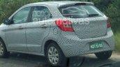 Ford Ka hatch Spied Brazil