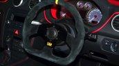Gumpert Explosion steering wheel