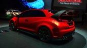 Honda Civic Type R Concept rear three quarters at Geneva Motor Show