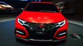 Honda Civic Type R front Concept at Geneva Motor Show