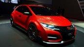 Honda Civic Type R front three quarters Concept at Geneva Motor Show