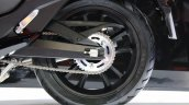 Honda NM4 at 2014 Bangkok Motor Show rear wheel