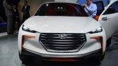 Hyundai Intrado concept front - Geneva Live