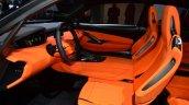 Hyundai Intrado concept front seats - Geneva Live