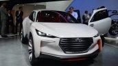 Hyundai Intrado concept front three quarter - Geneva Live
