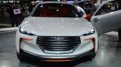 Hyundai Intrado concept nose - Geneva Live