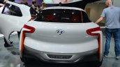 Hyundai Intrado concept rear - Geneva Live