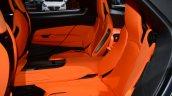 Hyundai Intrado concept rear seats - Geneva Live