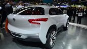Hyundai Intrado concept rear three quarter - Geneva Live