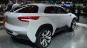 Hyundai Intrado concept rear three quarter right - Geneva Live