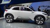 Hyundai Intrado concept side - Geneva Live