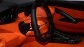 Hyundai Intrado concept steering - Geneva Live