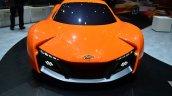 Hyundai PassoCorto concept front at Geneva Motor Show
