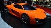 Hyundai PassoCorto concept front three quarters at Geneva Motor Show