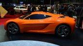 Hyundai PassoCorto concept profile at Geneva Motor Show