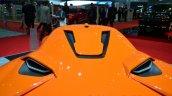 Hyundai PassoCorto concept rear cowl at Geneva Motor Show